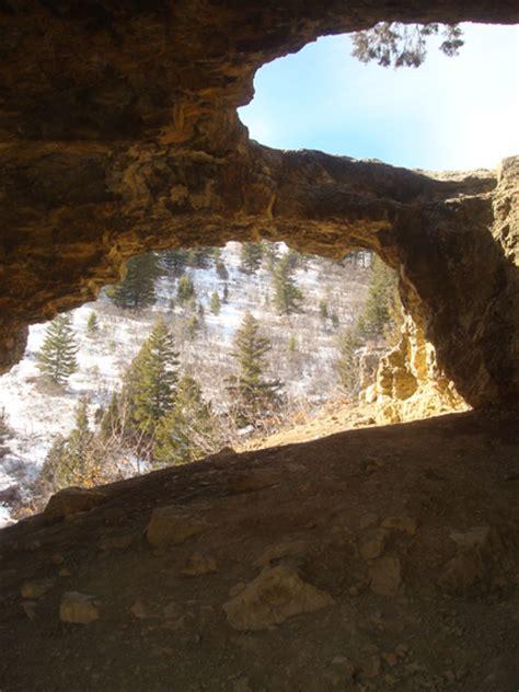 wind cave trail utah trailhead