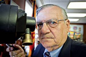 Support for Sheriff Arpaio declines even in some GOP ...