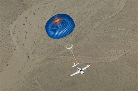 Parachute deployment saves another pilot and passenger