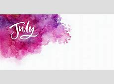 Freebie July 2017 Desktop Wallpapers EveryTuesday