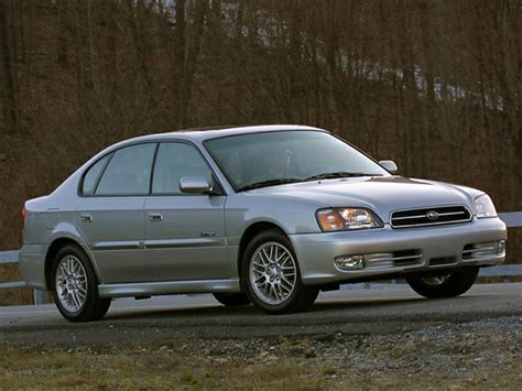 2002 Subaru Legacy Reviews, Specs And Prices