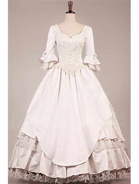bustle on wedding dress get cheap steunk wedding dress