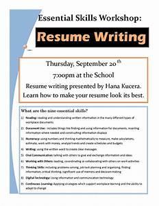 Resume Writing – BCSA