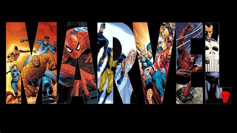 Marvel Heroes Wallpapers Hd