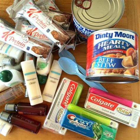 care  comfort packages   homeless