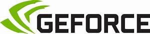 GeForce Logo / Computers / Logonoid.com
