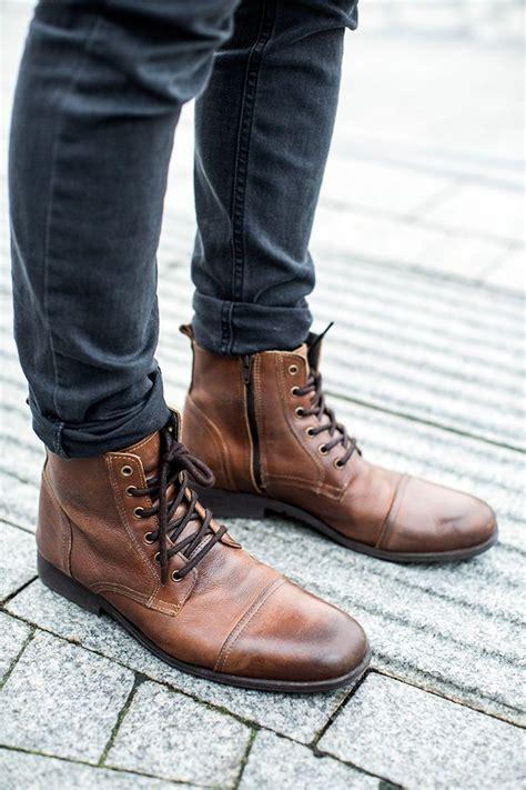 The Advantage Men Boots Various Places Dolche Fashion
