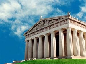 Greece Parthenon Desktop hd Wallpaper | High Quality ...