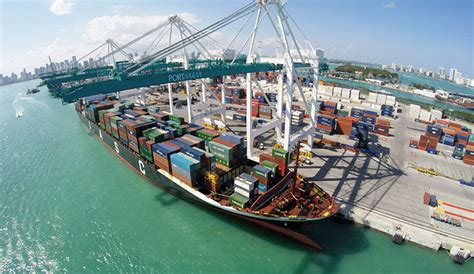 Port Of Miami Security by Miami Terminal Conference Agreement Approved Safety4sea