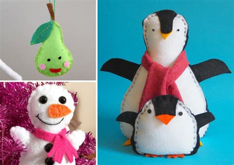 17 easy christmas sewing crafts for beginners the craft