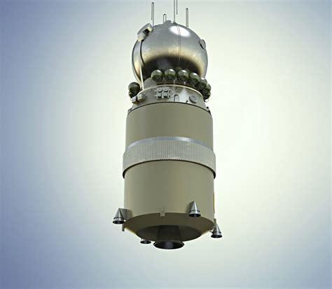 vostok   model spacecraft  humd