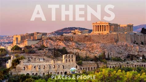 Athens Ancient Greek City Hd Youtube