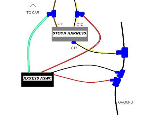Need Axxess Aswc Wiring Help Lsgto Forums