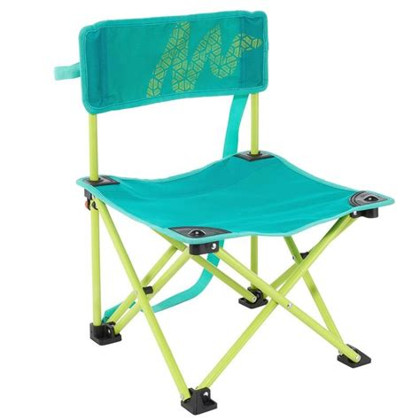 chaise enfant verte decathlon