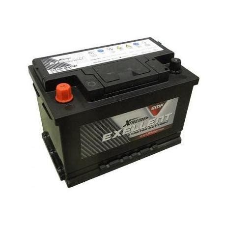 batterie 74 ah batterie de d 233 marrage standard 74 ah 12 v swiss green