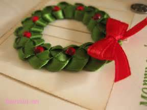 i like big bows christmas ribbon wreath tutorial