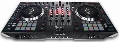 Numark Ns7 Ns7ii Setup Dj Controller Overview