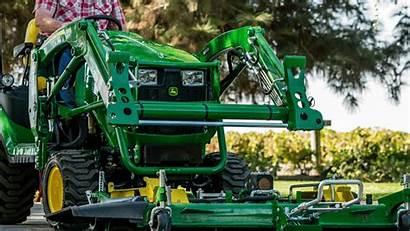 Attachments Implements Deere Tractor Utility John Tractors