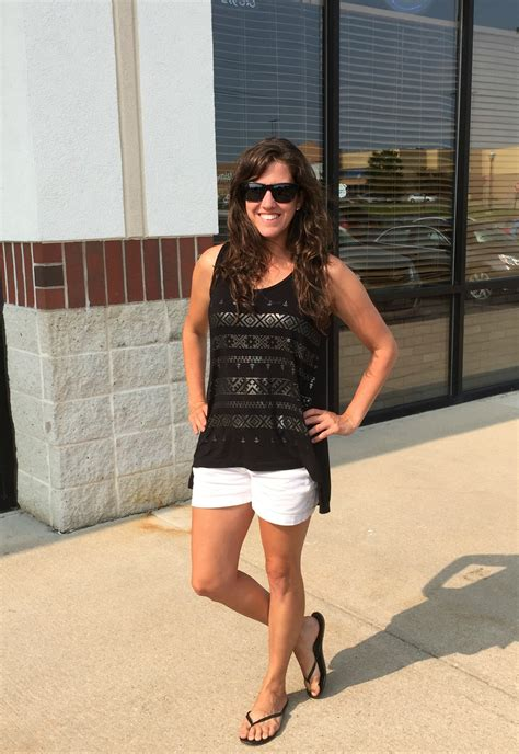 What I Wore Real Mom Style Monday Mingle Linkup Fourth
