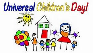 Celebrate Universal Children's Day With Us - Family ...