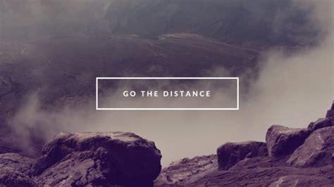 Go The Distance Desktop Wallpaper  Templates By Canva