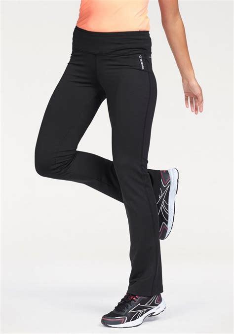 reebok jazzpants workout ready pant program otto