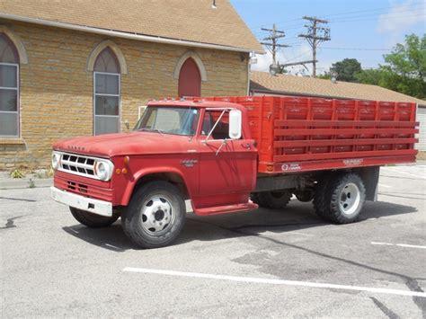Dodge Grain Truck