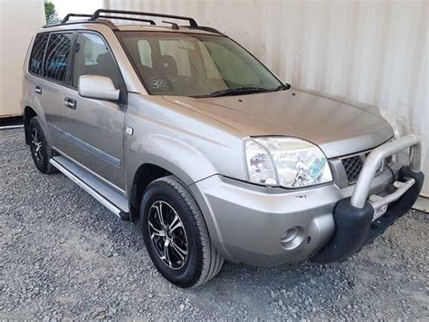 Suv For Sale by Nissan X Trail Suv 2005 Silver For Sale 5 000 Used