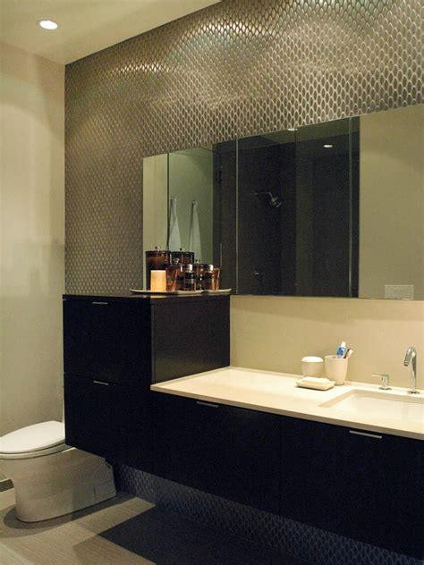 Modern Bathroom Wall Tile by Photo Page Hgtv