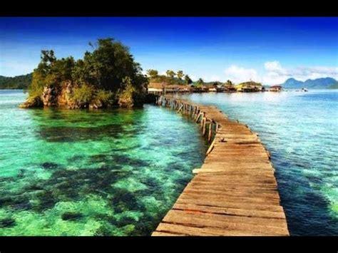 pulau papan  kepulauan togean sulawesi tengah youtube