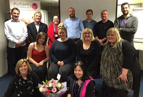 staff complete leadership management  autism