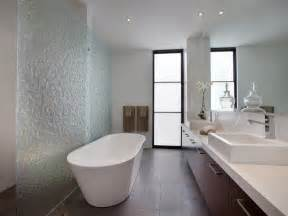 bathroom idea images modern bathroom design with freestanding bath frameless glass bathroom photo 739555