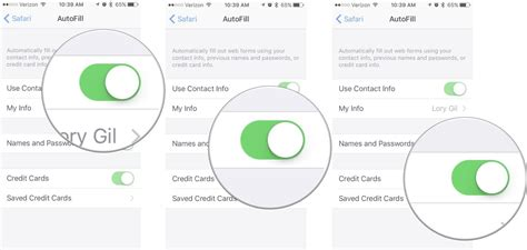 While it can be risky at times, there are a number of checks in hardware these days to ensure that your credentials are. How to use iCloud Keychain on iPhone and iPad | iMore