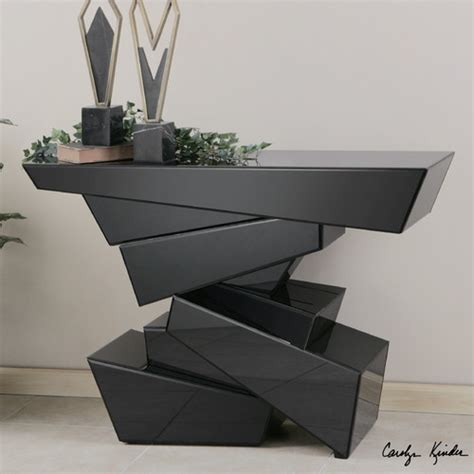 Contemporary Console Tables by Contemporary Sofa Table Modern Console Table With Drawers