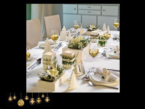 Tischdeko Für Weihnachten Selber Machen  Tiziano Design
