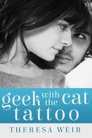 geek   cat tattoo cool cats   theresa weir