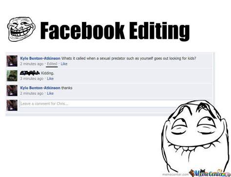 Meme Face Editor - facebook editing by kylecbenton meme center
