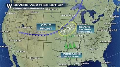 Weather Kansas Nebraska Missouri Severe Iowa Weekend