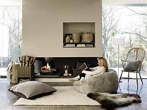Petit Salon Cosy : d co cocooning 35 id es pour un salon cosy et chaleureux ~ Melissatoandfro.com Idées de Décoration