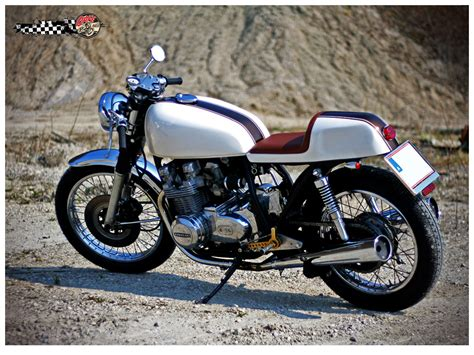 Featured Bike Number 4 Of Cafe Racer Tv Season 3