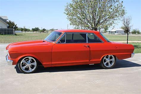 1962 Chevrolet Nova For Sale Holliday, Texas