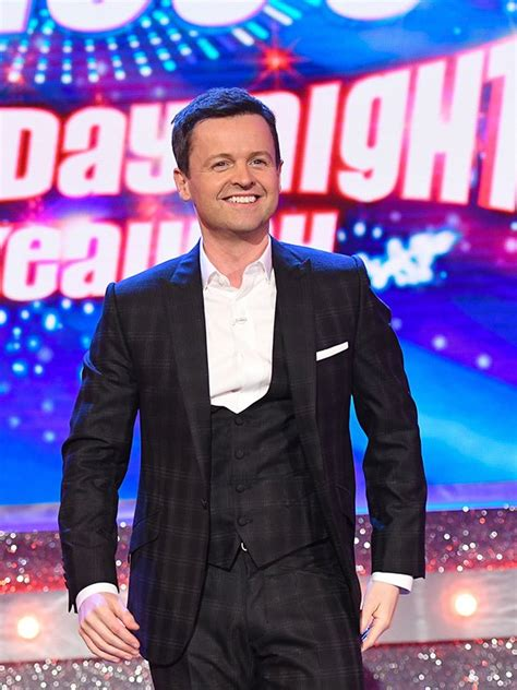 Expectant dad Declan Donnelly shares a moving fathers day ...
