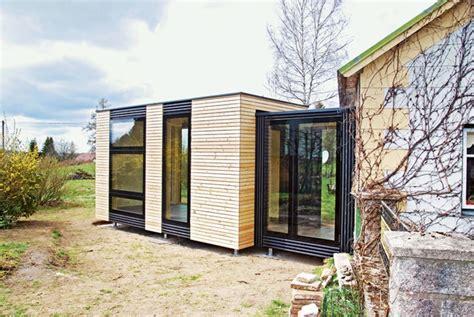 Hüttengaudi: Wohnen Auf Kleinstem Raum