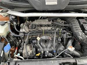 Veloster Turbo Engine Bay 96k Miles   Hyundai