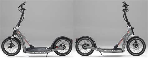 2 Person Scooter Bmw by Elektrischer Tretroller Bmw Der X2city Emobil