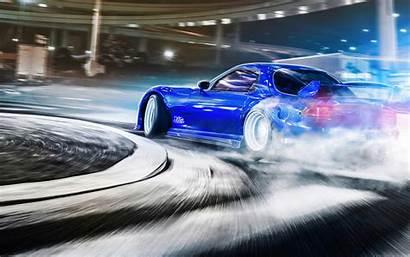 Drift Rx7 4k Drifting Mazda Wallpapers Background