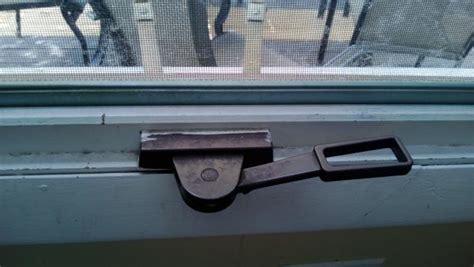 casement window  replacement lever doityourselfcom community forums