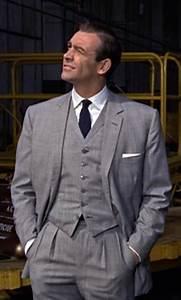 James Bond's Iconic Goldfinger Suit | BAMF Style
