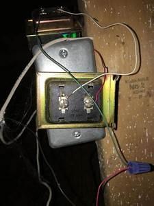 Hidden Doorbell Transformer  U0026 Ring Doorbell Diode Install Heath Zenith Doorbell Wiring Diagram