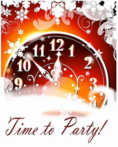 Eve Party Invitation Invitations Newyearseveparty